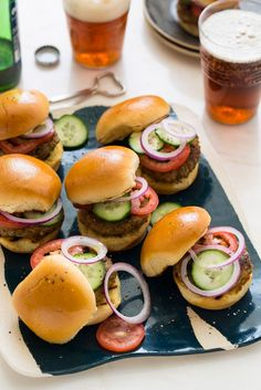 Bombay Sliders by Bon Appetit Magazine