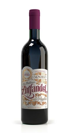 Zinfandel (Identity + Packaging Design) by Grid Design, via Behance