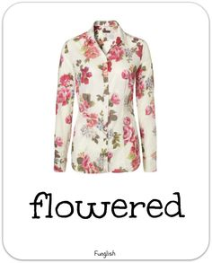 clothes, patterns, flashcards