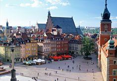 Varsovia, ciudad monumental