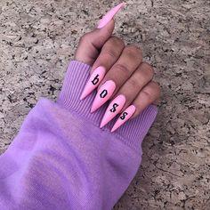 POPSUGAR (@popsugar) • Instagram photos and videos Nails Polish, Aycrlic Nails, Swag Nails, Manicures, Coffin Nails, Nail Nail, Top Nail, Nagel Hacks, Best Acrylic Nails
