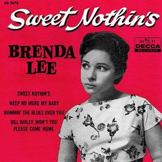 Sweet Nothin's Brenda Lee