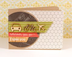 Great card for someone who travels.