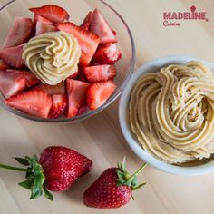 Crema raw de caju si vanilie / Raw cashew vanilla cream - Madeline's Cuisine