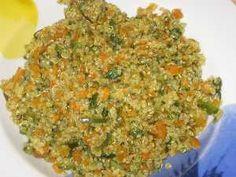 quinoa zucchine e carote
