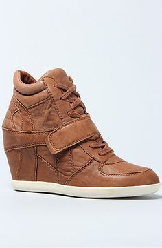 Ash Shoes The Bowie Ter Sneaker in Camel Washed : Karmaloop.com - Global Concrete Culture