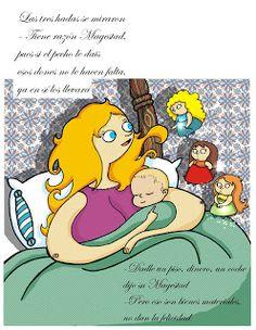 Humordesese: cuento sobre lactancia materna