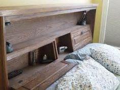 Headboard - by Bigdogs117 @ LumberJocks.com ~ woodworking ...