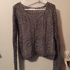 Hollister sweater Super warm never been worn sweater Hollister Tops