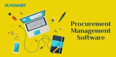 #Procurement #Management #Software ERP Systems are helping the customers in effectively managing their Operations, Purchase, Inventory, #Financial Accounting, Sales and other key functions with seamless integration.