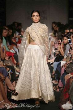 Sanjay Garg designer lehenga collection
