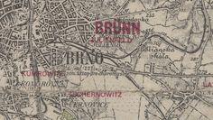 Brünn und Umgebung (Brno a okolí)
