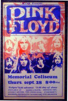 pink floyd concert posters   pink floyd mini concert poster price $ 5 95 pink…