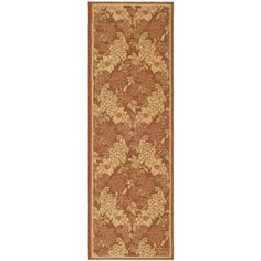 decorate with the safavieh dorchester damask outdoor rug and you ll rh pinterest com