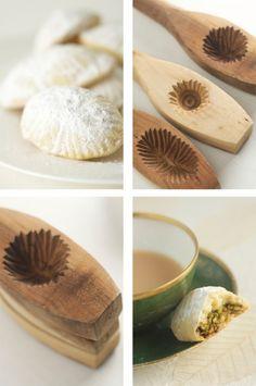 Ma'amoul style lebanese cookies