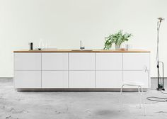 Tidy and stylish ikea besta units home design and interior