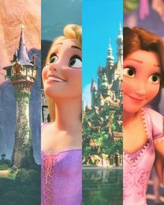 Rapunzel My future lovers going to be like you , I've planned my life already