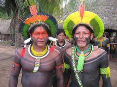 Educação no campo.: Kayapós e sua cultura.