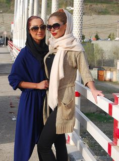 Sadaf Taherian Women In Iran, Iranian Women, Hijab Fashion, Girl Fashion, Womens Fashion, Persian Girls, Mode Hijab, Muslim, Cover Up