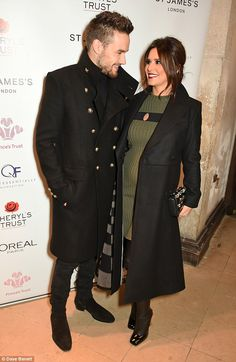Fantastic: Once inside the venue, the pair could barely keep their eyes off one another as...