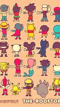 Image about batman in Walt Disney by Nicki on We Heart It Totoro, Tv, Bart Simpson, Pikachu, Disney Characters, Fictional Characters, Batman, Comics, Otaku