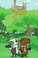 Afiche de Animales Argentinos