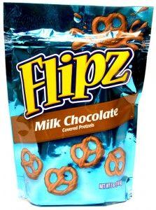 NEW COUPON! Save $1. on Flipz pretzels!