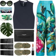 How To Wear Good Vibes, Good Times Outfit Idea 2017 - Fashion Trends Ready To Wear For Plus Size, Curvy Women Over 20, 30, 40, 50