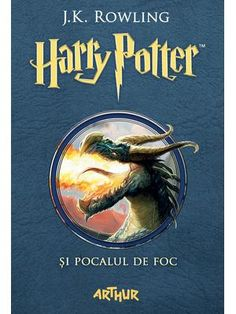 Harry Potter and The Goblet of Fire Book 4 in Romanian Harry Potter, Goblet Of Fire Book, Voldemort, St Michael, Hermione, Book Publishing, Hogwarts, Ebooks, Study