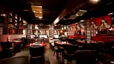 Shabu Shabu Promotie filmpje van de eerste Shabu Shabu Sushi & Grill restaurant.