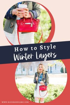 Whether we want it to or not, winter is on the way! But we won't let cold winter weather get in the way of an amazing outfit, will we Ladies? Keep reading to find out 4 style tips to make your winter layers work for you! This may be your favorite fashion season after all! #girlboss #styletips #fashioninspo