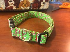 My name is Lindsey, and I'm addicted to dog collars. And by addicted I mean.. I have a trunk full of them. My dogs have wardrobes- collars for Christmas, Halloween, Independence Day, Valentine's Da...