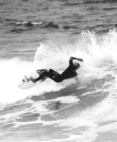 Lay back. John John Florence free surfing. #RipCurlPro #BellsBeach