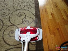 Tips For Steam Cleaning Hardwood Floors - Read this before you use a steam mop on your hardwood floors!!!