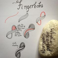 So, here's my new pattern #Fingerbobs deconstructed. Can't wait to see what you…