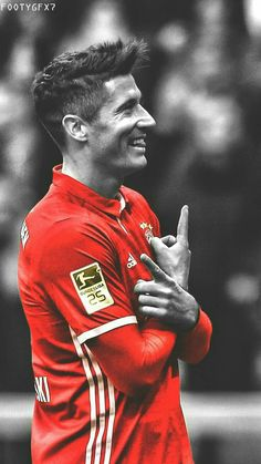 Wallpaper Do Lewandowski Robert Lewandowski, World Football, Football Soccer, Football Hairstyles, Premier League, Bayern Munich Wallpapers, Fc Chelsea, Fc Bayern Munich, Uefa Champions