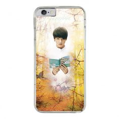 Jungkook Kpop BTS  Hard Case Cover for iPhone by KPOPinHANDMADE