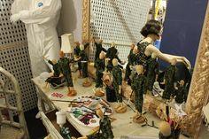 little army men, pinned by Ton van der Veer
