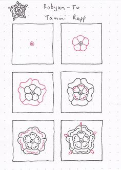 Stardust Dreams: The Rose Garden (rose patterns)