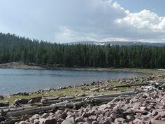 High Uintas Lakes