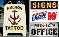 hand painted sign mexico - Google Search