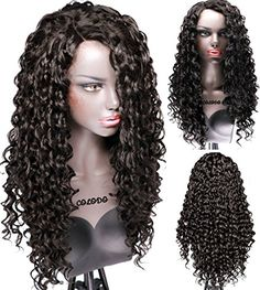 COLODO Deep Curly Heat Resistant Lace Front Synthetic Hai... https://www.amazon.com/dp/B01GZTMDGI/ref=cm_sw_r_pi_dp_x_HTibyb0BP31K7