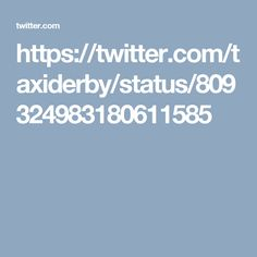 https://twitter.com/taxiderby/status/809324983180611585
