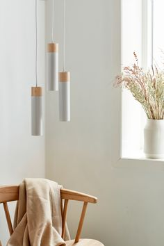 Tilo 3-light pendant with three lamp heads in grey metal and light ash is a luminous piece of art in the home. Use Tilo to light up a dark corner in the living room or bedroom as it emits a nice warm light and has a beautiful visual look. #Living Room #Interior Design #Inspiration #Décor Ideas #Nordic #Danish Design #Scandinavian #Modern #Minimalist #Elegance #Cozy #Pendant #Ceiling Lamp#Lighting 3 Light Pendant, Pendant Lighting, Nordic Interior Design, Wall Lights, Ceiling Lights, Ceiling Lamp, Interior Exterior, Room Interior, Types Of Lighting