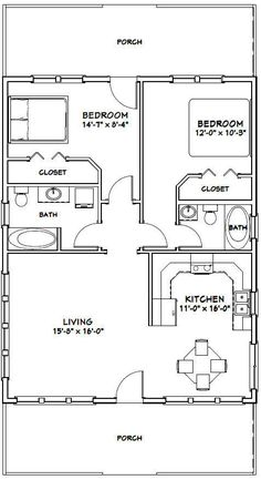 Build ANY Shed In A Weekend - PDF house plans, garage plans, shed plans. Our plans include complete step-by-step details. If you are a first time builder trying to figure out how to build a shed, you are in the right place! Garage Apartment Plans, Garage Apartments, Garage Plans, Car Garage, The Plan, How To Plan, House 2, Cottage House, 2 Bedroom House Plans
