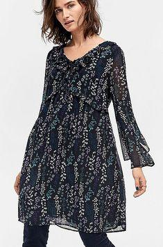 Pikkutakit & puvut netistä – ellos.fi Tunic Tops, Dresses With Sleeves, Long Sleeve, Women, Fashion, Moda, Sleeve Dresses, Long Dress Patterns, Fashion Styles