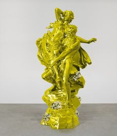 Pluto and Proserpina by Jeff Koons will be placed in piazza Signoria on September 25th
