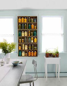 1000 Images About Canning Jar Shelves On Pinterest Jar