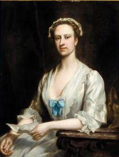 Lavinia Powlett, Duchess of Bolton  | lavinia duchess of bolton by john ellys 2