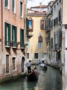 Venice canal - one of the coolest places I've ever been.